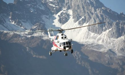 Russian Helicopters deliver Mi-171 to China