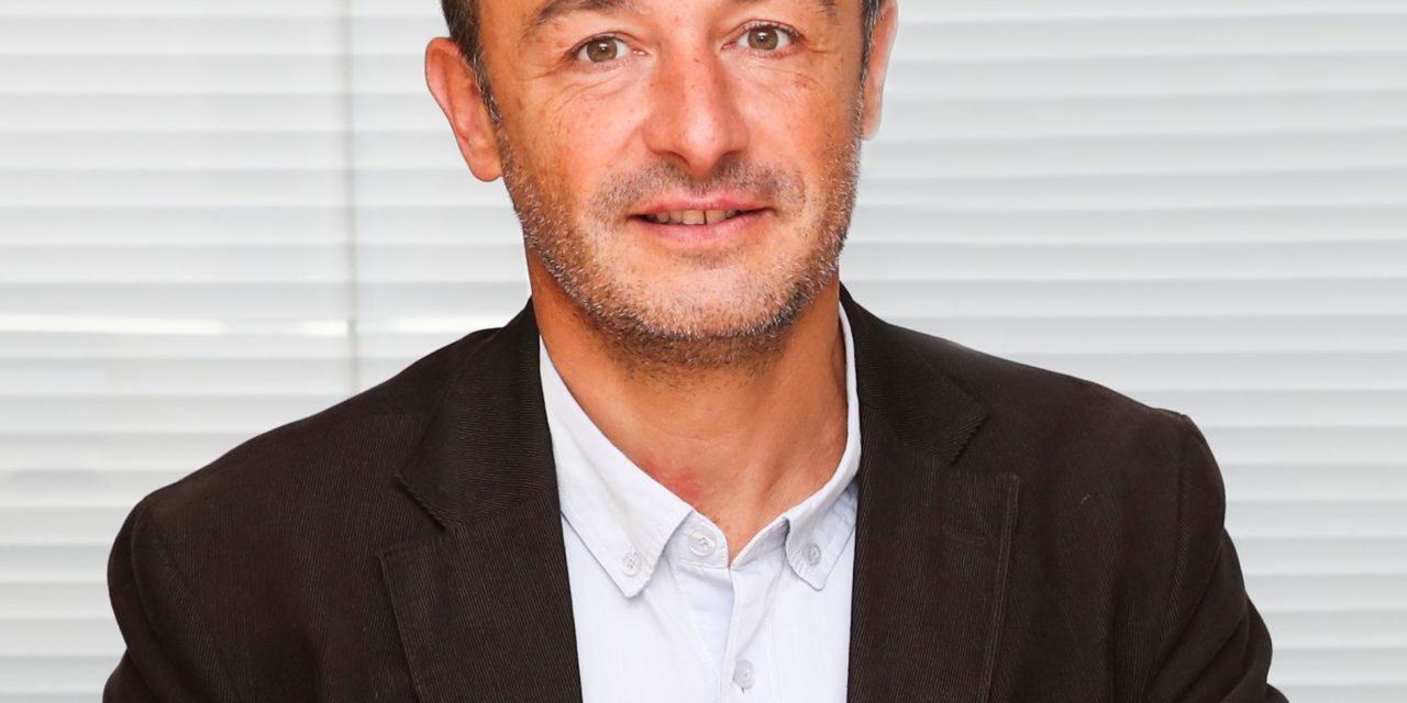 Sébastien Jaulerry appointed Executive Vice-President, Support and Services
