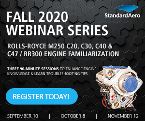 The StandardAero engine experts seminars are back !