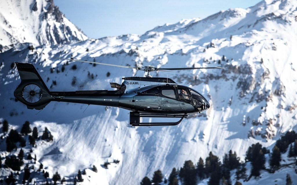 ACH130 Aston Martin Edition helicopter wins orders across the world