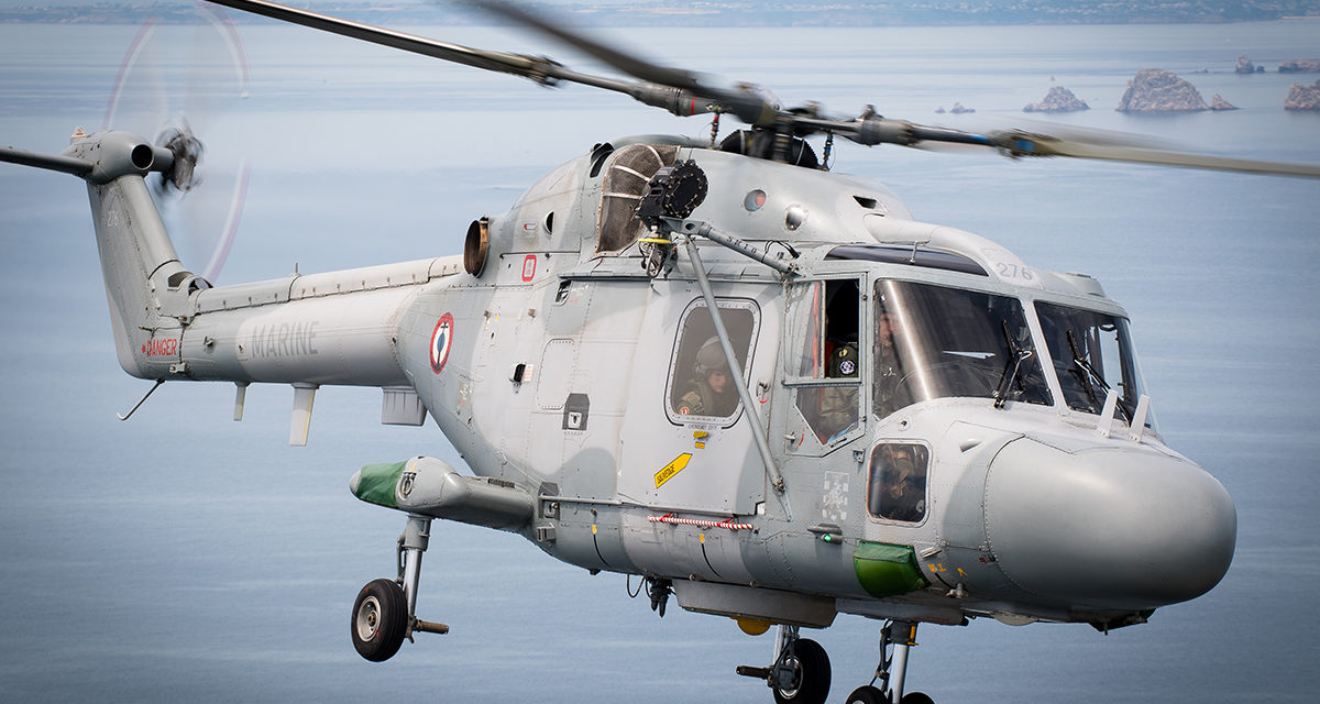 Lynx : quarante ans au service de la France