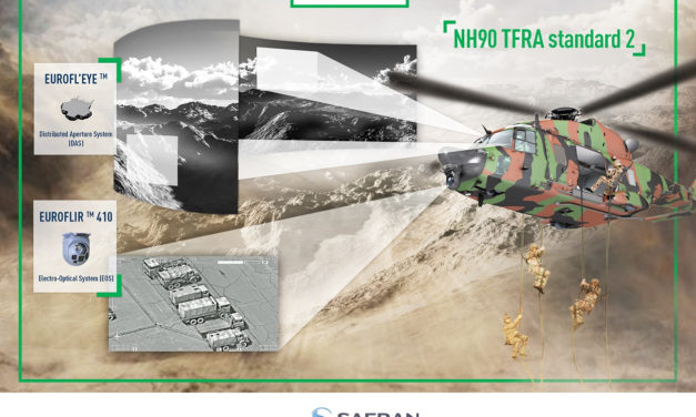 Safran EUROFLIR 410 chosen for NH90 by french Special forces