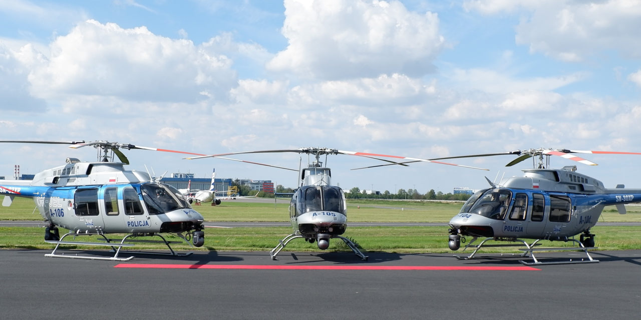 BELL DELIVERS THREE BELL 407 GXIS TO POLISH NATIONAL POLICE