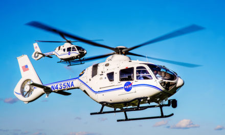 Two Airbus H135 helicopters delivered to NASA
