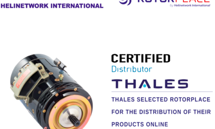 HELINETWORK INTERNATIONAL signs an agreement with THALES AVIONICS ELECTRICAL