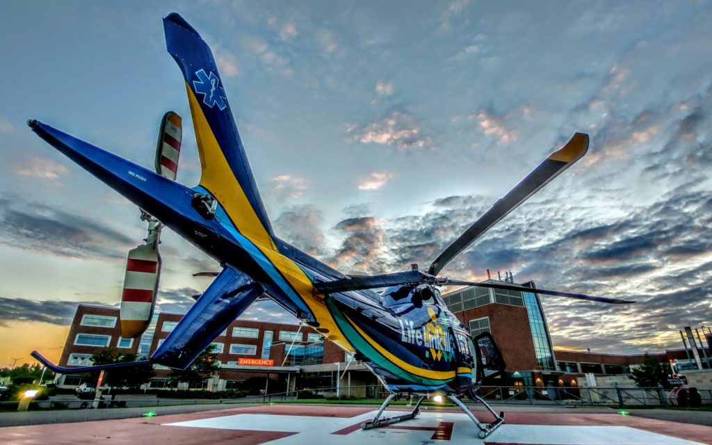 US EMS operator Life Link III grows its fleet of helicopters to 14 Leonardo aircraft
