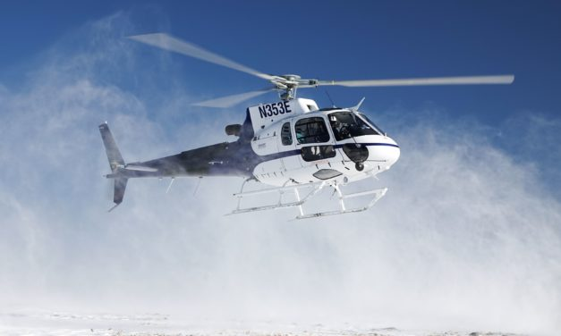 Thales and StandardAero  Achieve the Industry's First 4-Axis Autopilot Flight Test for Airbus AS350 and H125 Helicopters