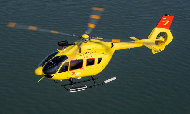 NHV awarded H145 service contract by German Air Force