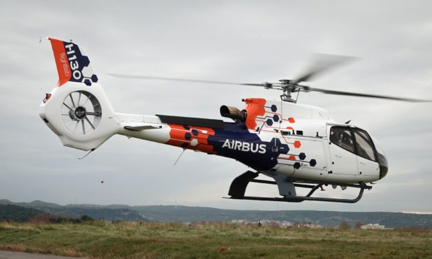 Airbus unveils its helicopter Flightlab to test tomorrow's technologies