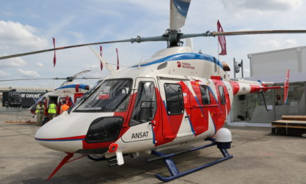 Rostec Equips Ansat with Wi-Fi and Satellite Internet