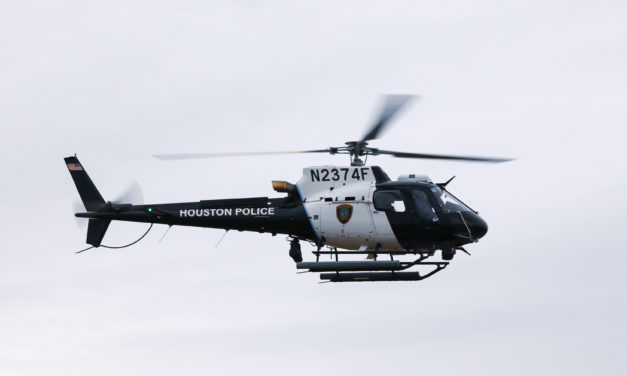 Houston PD takes delivery of new H125