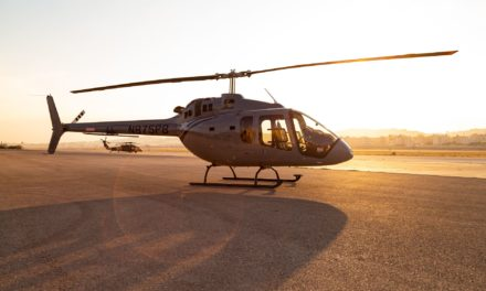 Bell Becomes First Rotorcraft Customer to Use Sustainable Aviation Fuel for Training