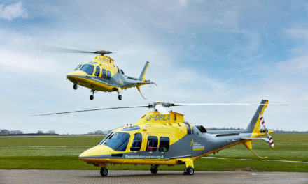 LCI PLACES TWO NEW AW109SP WITH SLOANE HELICOPTERS FOR EMS OPERATIONS