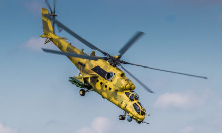 Russian Helicopters are ready for repairing  Mi-35M helicopters of Brazilian Air Force