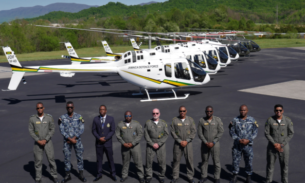 Bell Announces Delivery of 300th Bell 505 Jet Ranger X
