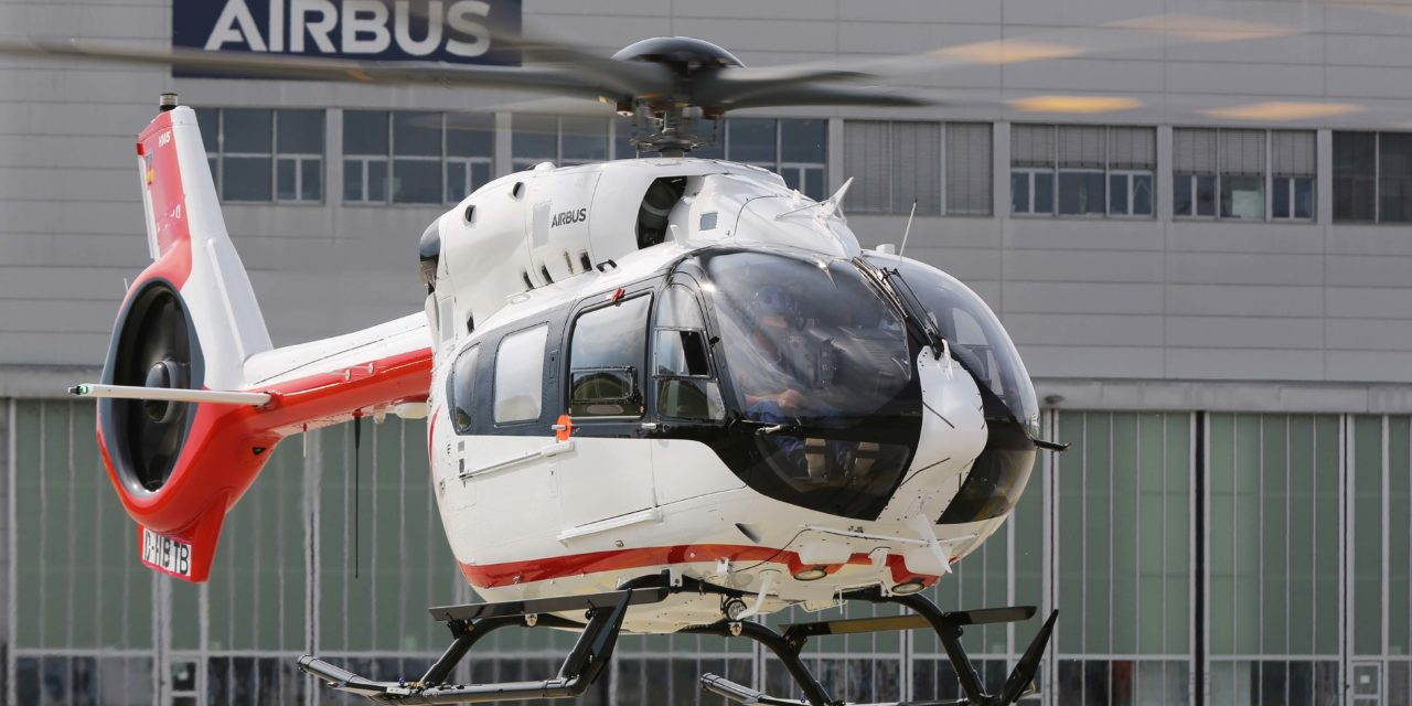 SAF orders three H145s for EMS missions in France