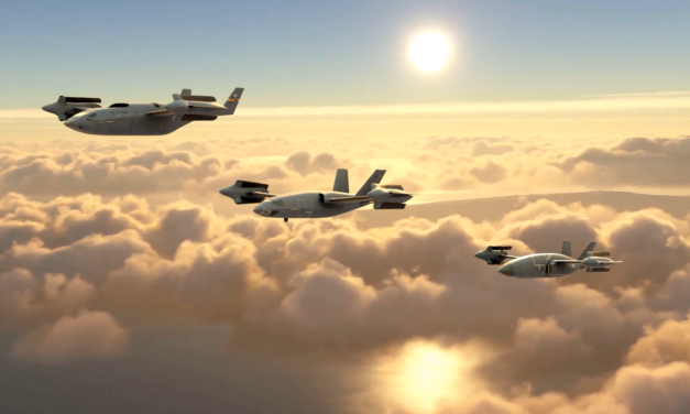 Bell Unveils New High-Speed Vertical Take-Off and Landing Design Concepts for Military Application
